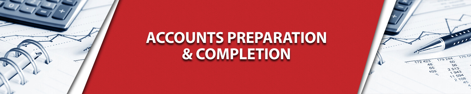 Accounts Preparation & Completion Service