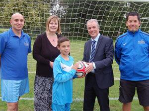 Ilminster Town Football Club - Charity & Sponsorship