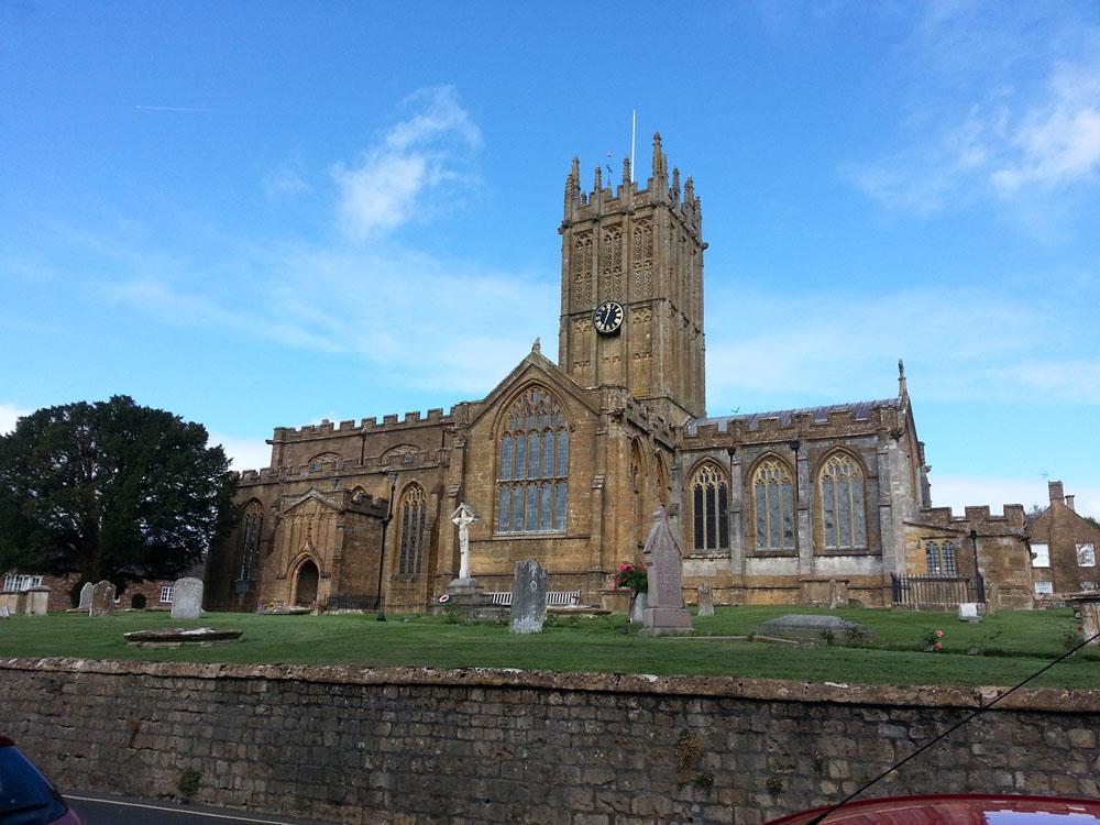St. Mary's Ilminster Church