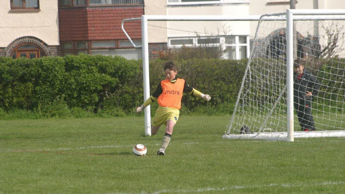 Ilminster Giants Under 12's Cup Final Against Wells