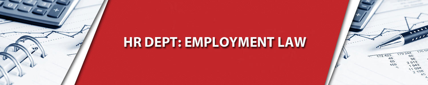 HR Dept Employment Law Accounting Service